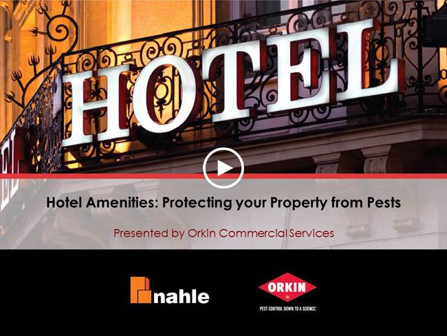 NAHLE - Orkin Webinar - click to watch