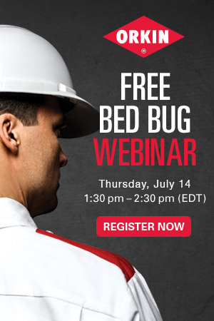 Bed Bugs Webinar – July 14th