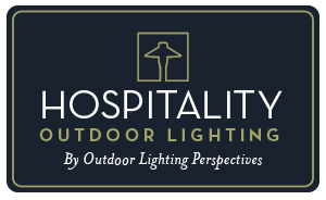 Hospitality Outdoor Lighting, Strategic Partner of NAHLE